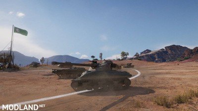 Remodel: M4A1 REVALORISE with BatChat_25t's turret *UML support* 1.4.0.2 [1.4.0.2], 3 photo